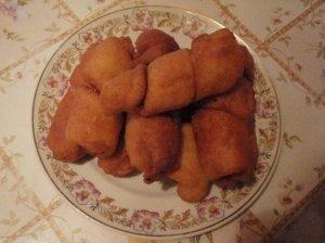Mielines spurgos su dešrele