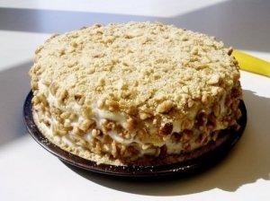 """Vaflių tortas """"Greitasis stebuklas"""""""