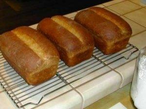 Nuto miltų duona