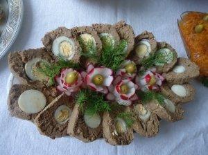 Kepenėlių vyniotinis su kiaušinių
