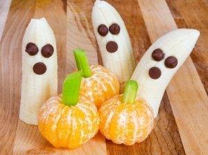 Užkandžiai Helovynui