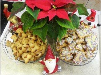 Kalėdiniai sausainukai su prieskoniais