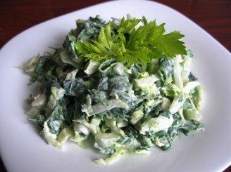 Pekino kopūstų salotos