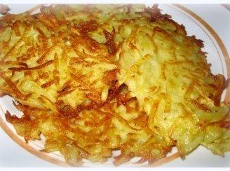Karšti bulvių paplotėliai
