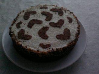 Tortas - Širdutė