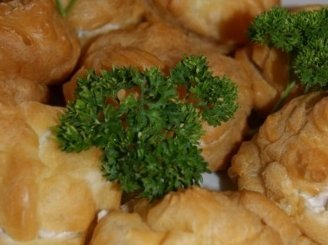 Plikyti pyragaičiai su lašiša