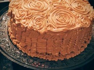 Snikers tortas