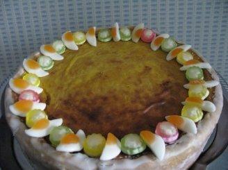 Moliūginis pyragas su slyvomis