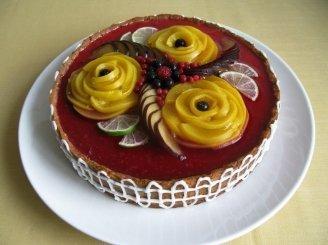 Gaivus varškės tortas