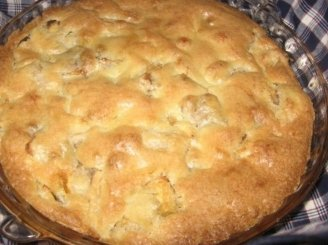 Greitas obuolių pyragas