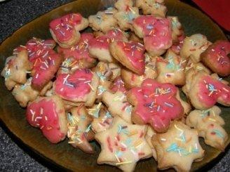 Kalėdiniai sausainukai