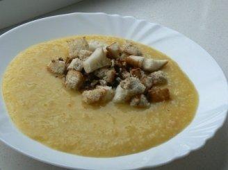 Trinta ir cukinijų sriuba