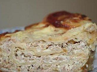 Lavašo pyragas su faršu