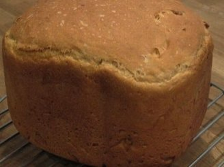 Grikių duona su riešutais