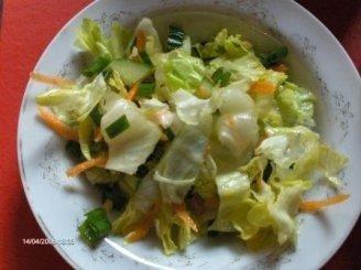 Paprastos salotos