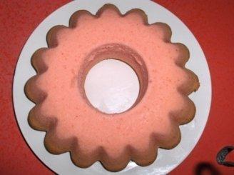 Paprastas pyragas su kisieliumi