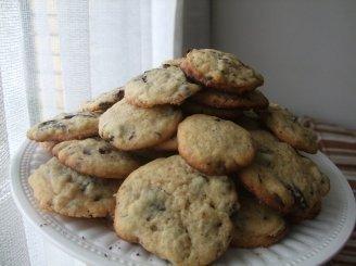 Amerikietiški šokoladiniai sausainiai
