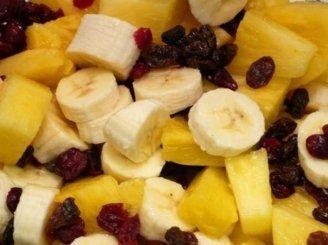 Bananų salotos
