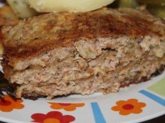 Mėsos ir kiaušinių pasta