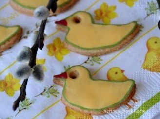 Velykiniai sausainėliai