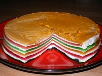 Žele tortas