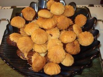 Trapūs sausainiukai (kriauklytės)