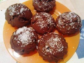 Šokoladiniai sausainiai su razinomis