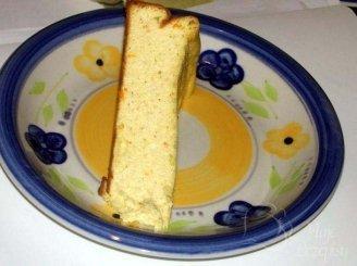 Apelsininis varškės pyragas