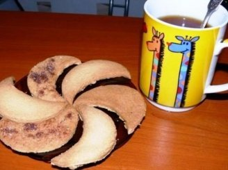 Sausainiai su cinamonu