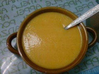 Trinta moliūgų ir bulvių sriuba