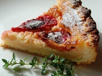 Jogurtinis slyvų pyragas