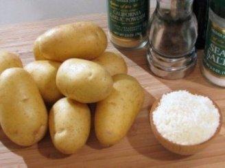 Pikantiškos bulvės