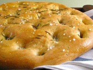 """Itališka duona """"Focaccia"""""""