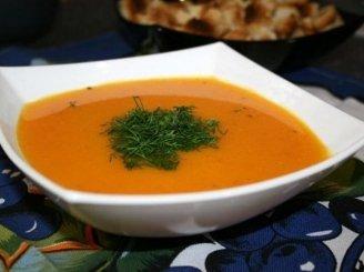 Lengva morkų sriuba