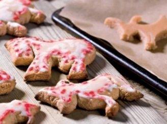 """Sausainiai """"Kalėdiniai gyvūnėliai"""""""