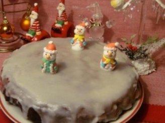 Medaus ir imbiero pyragas