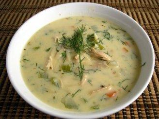 Vištienos sriuba