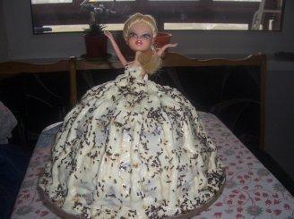 Barbės tortas