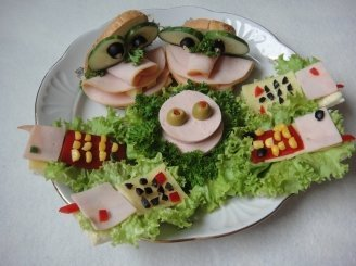 Linksmieji sumuštinukai