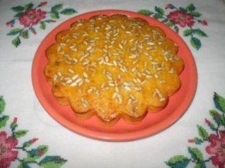 Obuolių ir moliūgų pyragas