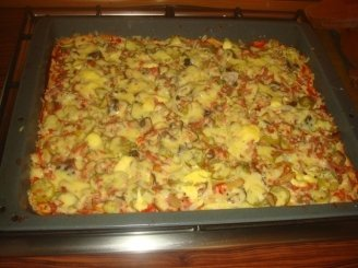 Kaimiška pica