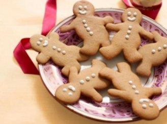 Imbieriniai sausainiai žiemos šventėms