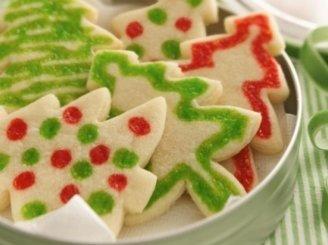 Kalėdiniai imbierinukai