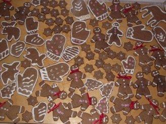 Meduoliai su ruginiais miltais