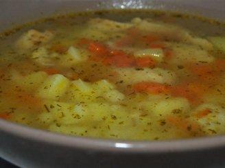 Vištienos sriubytė