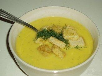 Tiršta cukinijų sriuba