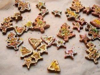 Kalėdiniai meduoliukai