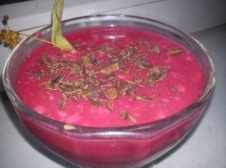 Šalta vyšnių sriuba