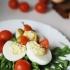 Kiaušiniai su sūriu
