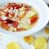 Ryžių ir daržovių sriuba